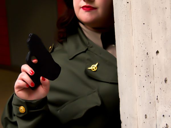 HSL Photography - Agent Carter - NYCC 2016