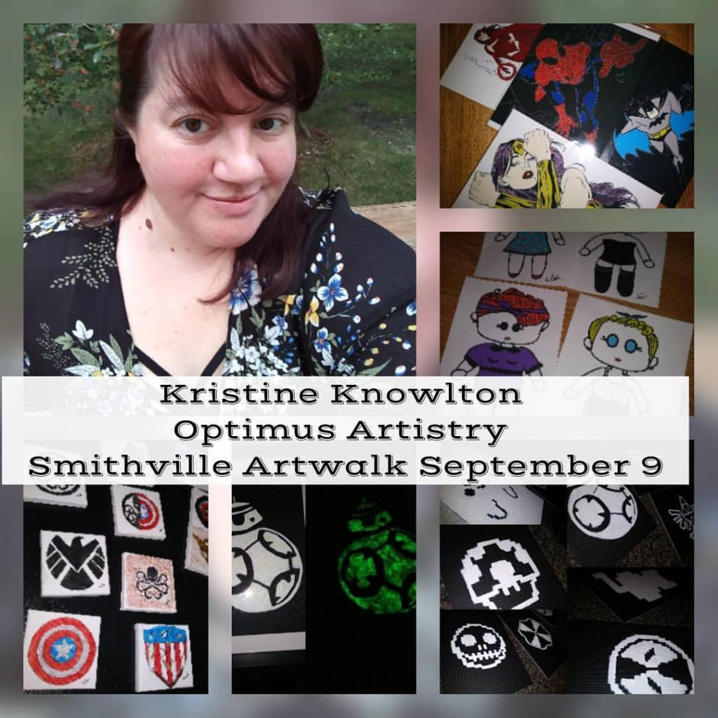 Smithville Artwalk Promo