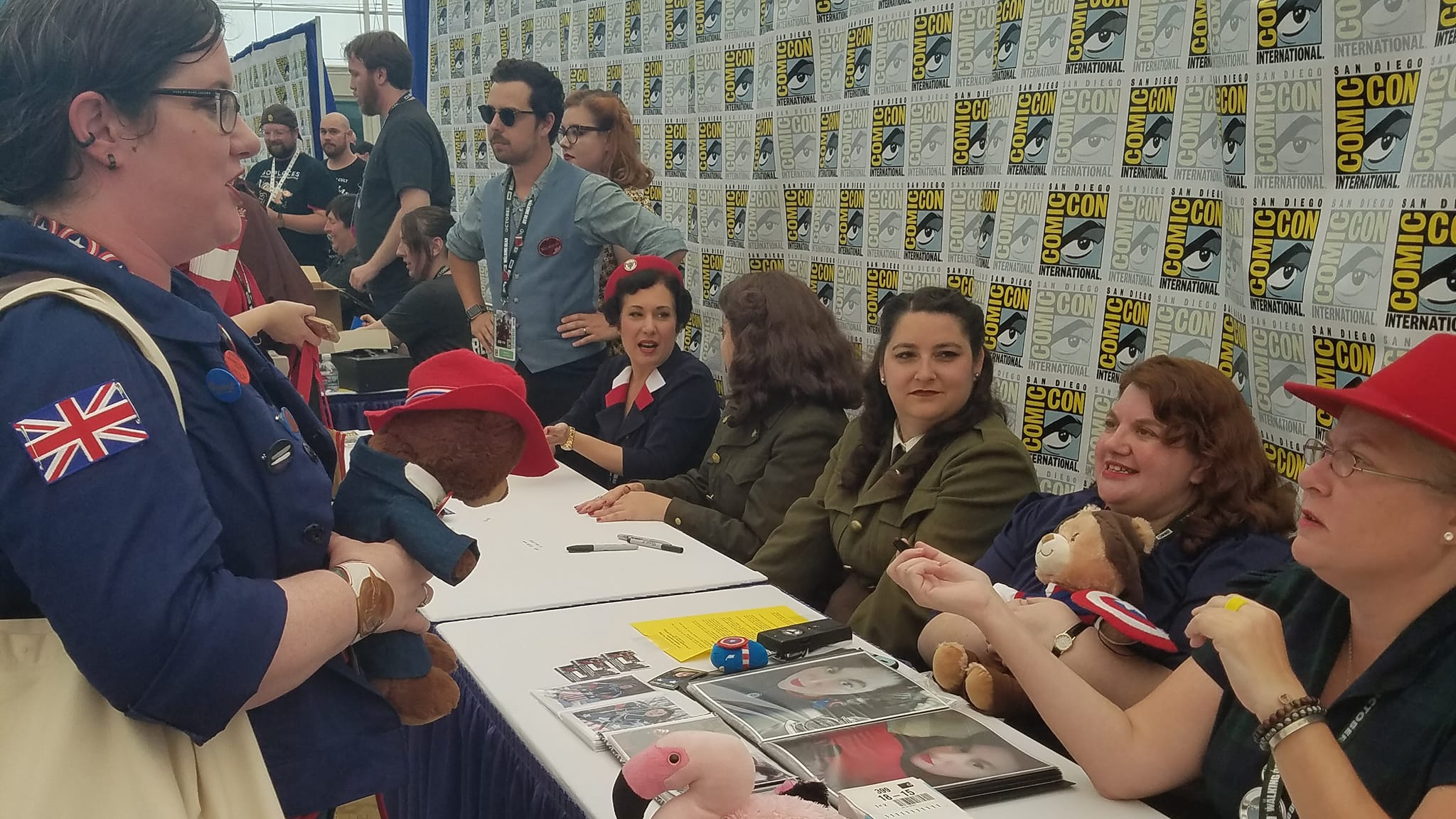 Agent Carter SDCC Panel
