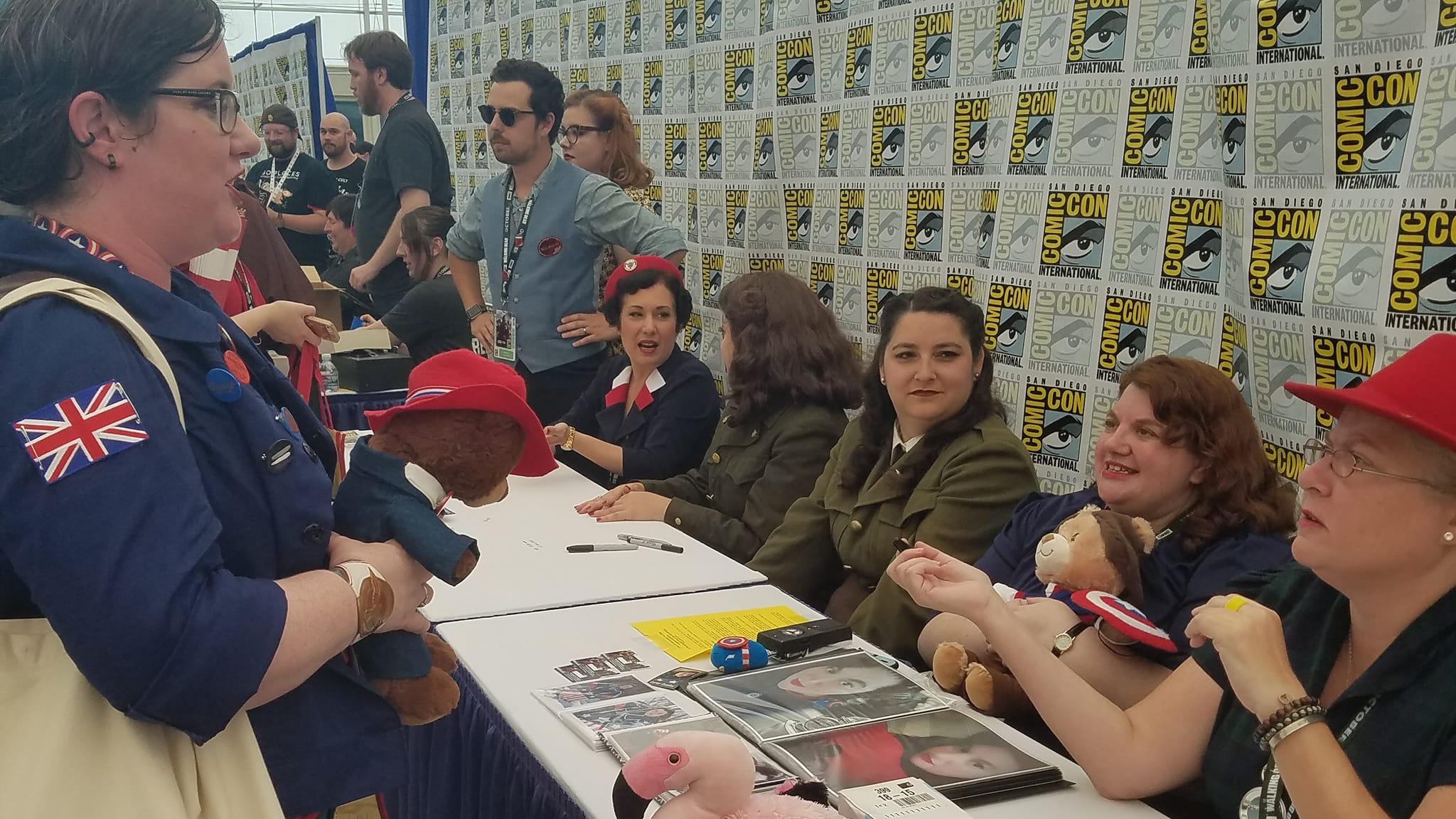 Agent Carter SDCC Panel