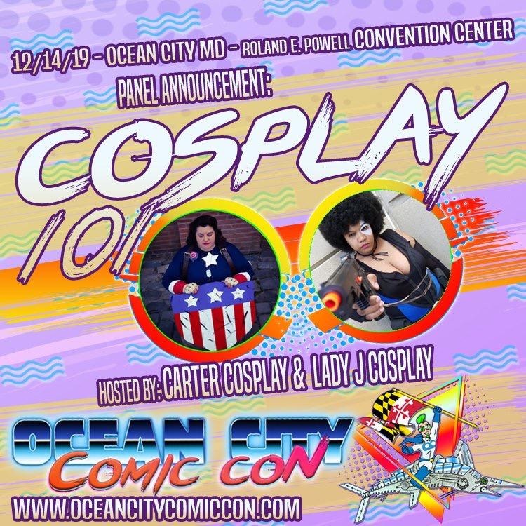 Oc Con Cosplay 101