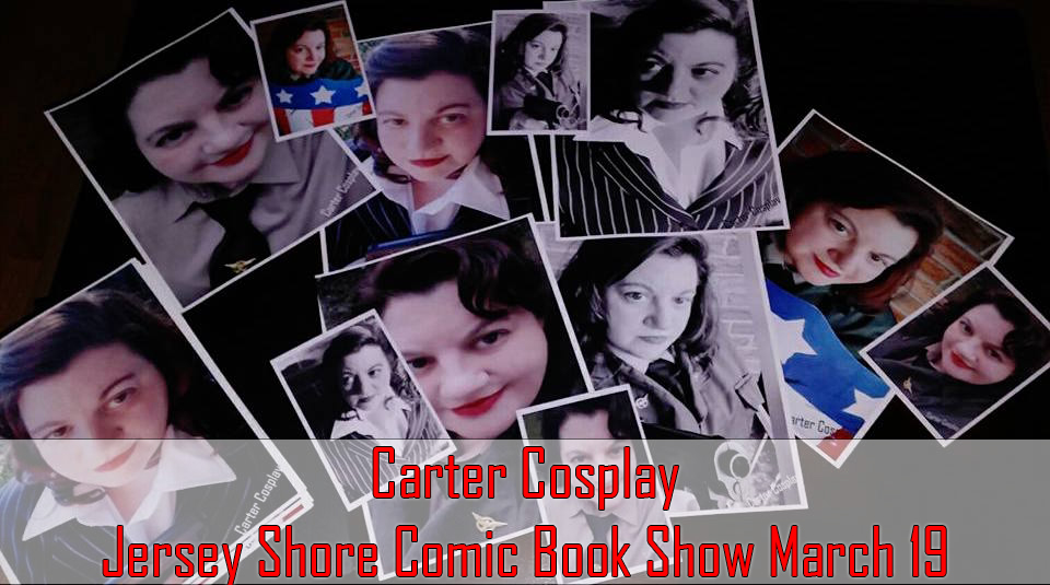 Jersey Shore Comic Book Show